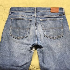 Lucky Brand Jeans Sweet Straight 2/26 Ankle